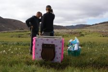 Camp 2008 Pink Loo