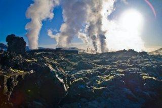 Geothermal Energy - photo by Craig Thomas