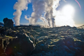Geothermal Energy - photo by Craig Thomas