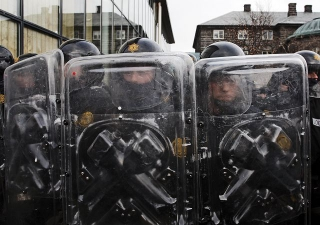 Icelandic Police Make Sure Justice is Done