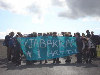 Eyjabakkar Blockade