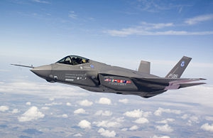 F 35 Lightning II Fighter Jet Ur Smidju ALCOA