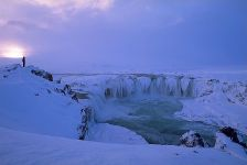 Goafoss in Skalfandafljot