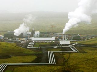 The Hellisheiði Geothermal Plant