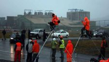 Tripods used for the first time in Icelandic history