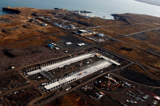The Helguvík Smelter 2012