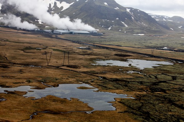 Saving Iceland » Hellisheiði: A Geothermal Embarrassment