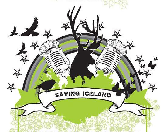 Saving Icland
