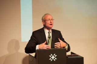 Michael Porter in Iceland