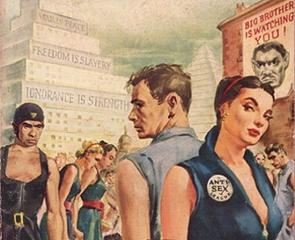 Landsvirkjun heimtar nú sátt um málefni sem ljóst er að aldrei næst sátt um og beitir fyrir sér nýlensku George Orwells.