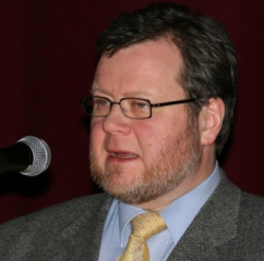 Össur Skarphéðinsson, minister of industry.