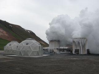 Þeistareykir testdrilling