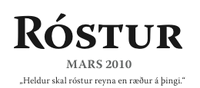 Rostur
