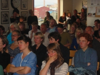 90 people attended