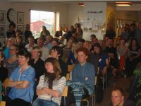 People attending