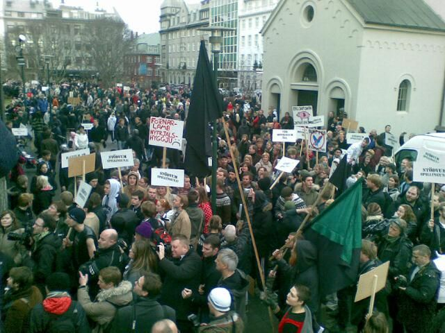Image result for nationalist riots in iceland