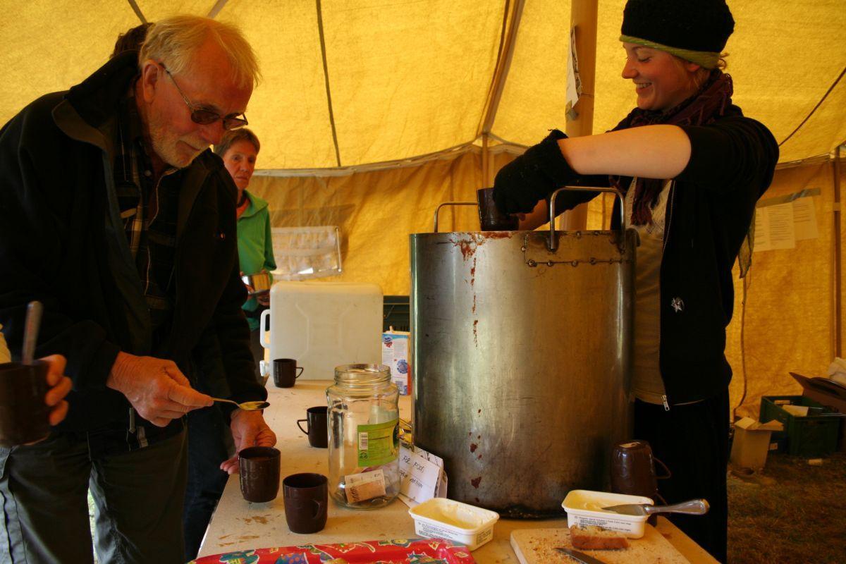 Saving Iceland Kitchen