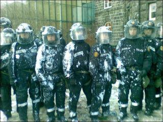 Police and Skyr