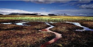 Þjórsárver Wetlands - Photo by RAX: www.rax.is
