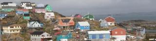 Houses in Maniitsoq