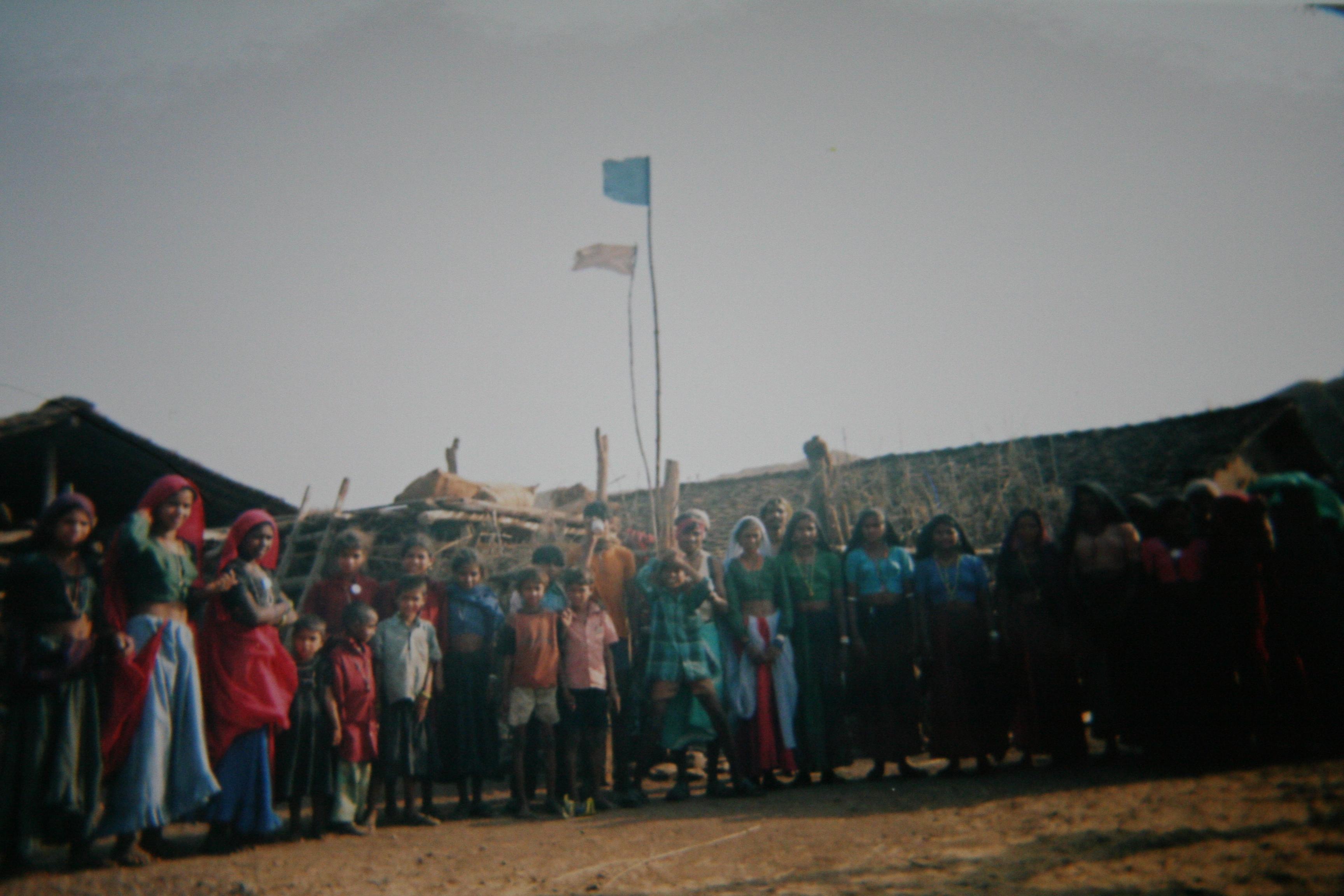 Narmada protest