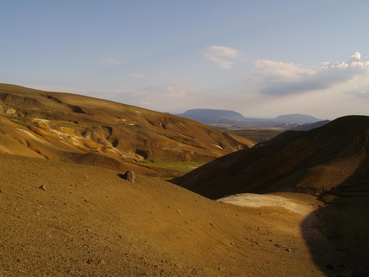View from Viti