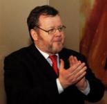Össur Skarphéðinsson, min. of industry, Social Democratic Alliance