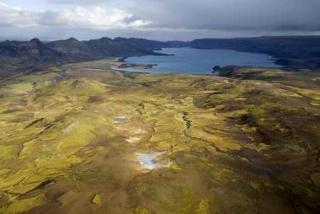 Reykjanes - Austurengjar - Geothermal area