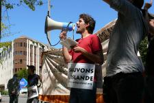 Action against Alcoa Geneve