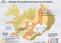 Geothermal resources of Iceland
