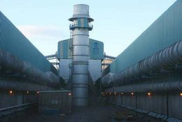 Century smelter